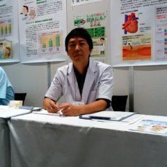 千葉市歯科医師会のお口の健康相談ブース担当