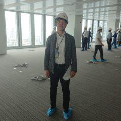 横浜市 新庁舎 視察